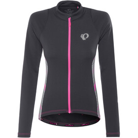 PEARL iZUMi Select Pursuit Langermede Sykkeltrøyer Dame Svart